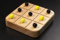 Woodworking - Tic Tac Toe