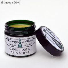Cann-tastic Salvation is the most versatile cannabis salve you will ever find. It can be used to ease pain and discomfort related to: arthritis, fibromyalgia, multiple sclerosis, migraines, sciatica, muscle aches and spasms, sports injuries, joint pain, cramps, cuts, burns, post surgical incisions, dry skin, psoriasis, bruising, skin discolorations, insect bites, cuts and scrapes, and burns. It can even be used as your every day lip balm!