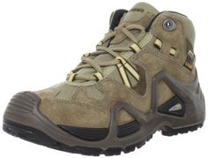 """Lowa Women's Bora GTX QC Hiking Boot Lowa. $74.93. Rubber sole. Made in Slovakia. Shaft measures approximately 4.25"""" from arch. Leather and Synthetic"""
