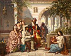 Jan Baptiste Huysmans - Galerie Ary Jan www.galeriearyjan.com1507 × 1200Buscar por imagen La visite du peintre à Damas, Syrie Daniel Cortes PINTOR - Buscar con Google