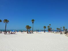 Omg Clearwater Beach Florida my second favorite place in Florida