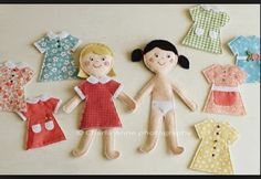 TO DO I like the little dolls.  Need a bed or pocket or clothesline for clothes.