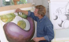 Did you know that Allen is a painter, too? Read about it: http://shop.pallensmith.com/cornucopia/p-allen-smith-creating-a-watercolor-garden/