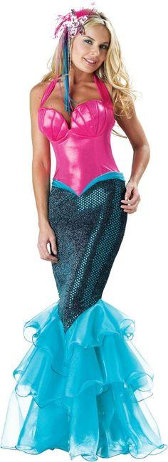 Adult Mermaid Costume Elite