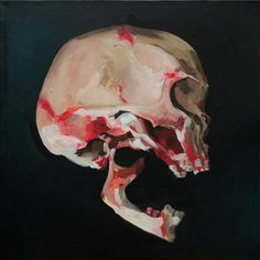 "Saatchi Online Artist Ewoud Bakker; Painting, ""Phasing"" #art"