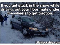 10 Car Hacks to that will change your life. #lifehacks #spon