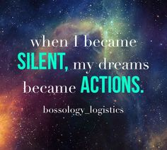 Always move in silence. Keep them guessing. @bossology_logistics