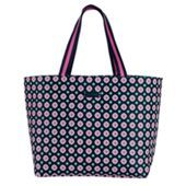 This large tote from @Vera Bradley is the perfect size to hold everything you need for a day at the beach!