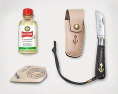 Otter-Messer – Anker Messer Set 173