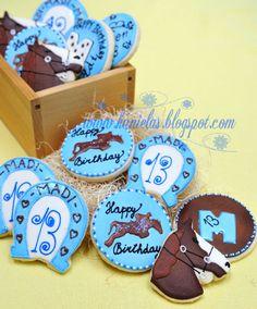 Haniela's: ~Horse Cookies~