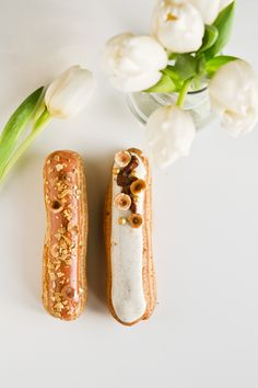 tulips and éclairs