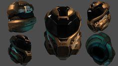 robhow.com - Sci-Fi Helmet