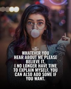 Motivation Quote for Woman Attitude Quotes For Girls, Crazy Girl Quotes, Girly Quotes, Mood Quotes, Bossy Quotes, Strong Quotes, True Quotes, Qoutes, Wisdom Quotes