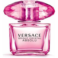 VERSACE Versace Bright Crystal eau de parfum ($82) ❤ liked on Polyvore featuring beauty products, fragrance, edp perfume, blossom perfume, eau de perfume, versace fragrance and versace