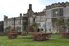A beautiful country house often used in British period dramas is to become a…