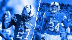 UK Football: Mike Edwards and Jordan Jones... Best Dynamic Defensive Duo in the SEC?