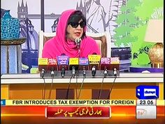 The Awesome World: Hasb e Haal On Dunya News 2nd October 2016