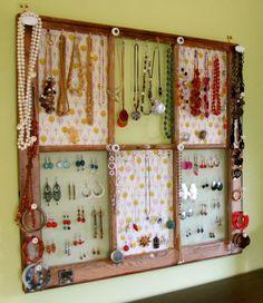 148 Best Bead Storage Jewelry Display Ideas Images Workshop
