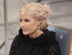 Kjell Arne Totland (@TV2KjellArne)   Twitter:  Nobel Peace Prize Ceremony, Oslo, Norway, December 10, 2016-Crown Princess Mette-Marit