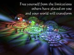 Free yourself from Limitations