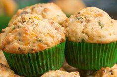 Save Time In The Morning With These Freezer-Prep Breakfast Muffins