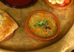 Libanese Adass recept