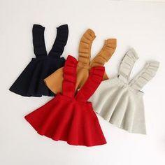 knit sweater dress - New! – miyuki baby Source by kaylakaplowitz Baby Girl Fashion, Fashion Kids, Fashion Outfits, Fashion Clothes, Baby Girl Dresses, Baby Dress, Girls In Suspenders, Baby Girl Sweaters, Baby Skirt