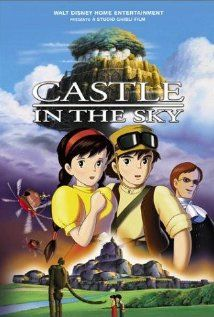 Hayao Miyazaki writes awesome cartoon-movies!! Story about a girl & boy finding Laputa, the civilization in the sky...