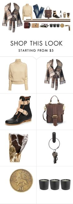 """12.02.16"" by malenafashion27 ❤ liked on Polyvore featuring H&M, Alexander McQueen, Betty and Betts, Laundry, PA Design, Alkemie, Poketo, women's clothing, women and female"