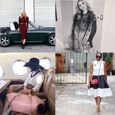 More Highlights From the SaksStyle Shoppable Selfie Hub