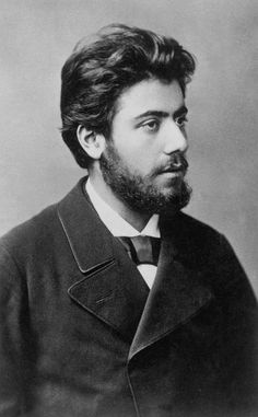 Gustav Mahler (1860 - 1911): late-Romantic Austrian composer among leading conductors of his generation. A Jew, born in village of Kalischt, Bohemia, (then the Austrian Empire) now known as Kaliště in Czech Republic.