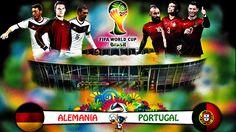 Partido Grupo G: Alemania vs Portugal