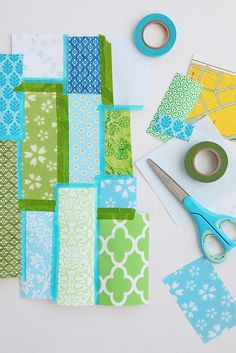 Paper Quilting (A creative mint)