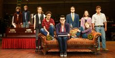 """The 2015 Tony Award-Winning Best Musical """"Fun Home"""" Comes To The Dallas Winspear Opera House Sep. John Hodgman, Best Mobile Apps, Comedy Festival, Theatre Reviews, Entertainment Center Kitchen, Ticket Sales, Healthy Living Quotes, Dating Apps, Just Friends"""