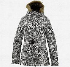 Women's Memphis Snowboard Jacket