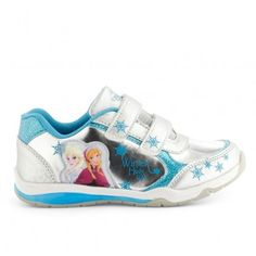 Zapatilla luces FROZEN CARTOONKIDS Outlet, Sketchers, Frozen, Sneakers, Fashion, Shopping, Winter Collection, Shoes For Girls, Lights