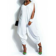 Plus size White outfit - grecian themed party maybe?