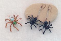 Beaded Spider Jewelry - Lisa Yang