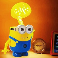 QS Despicable ME 2 Multifunctional Money Box with Foldable LED Night Light: Bid: 18,59€ Buynow Price 18,59€ Remaining 09 dias 04 hrs About…