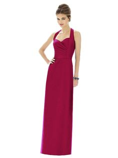 Alfred Sung Style D605 http://www.dessy.com/dresses/bridesmaid/D605/