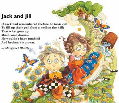Jack And Jill Nursery Rhyme Funny Poems Y Free To