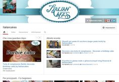 Il nostro canale Youtube Italiancakes - Our Youtube channel Italiancakes