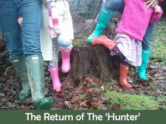 The 'Hunter' Family