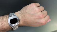 Hamilton American Classic PSR Digital H52414130 Digital Watch, Hamilton, Watches, American, Classic, Digital Watch Face, Wrist Watches, Wristwatches, Clocks