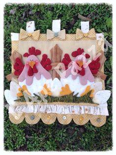 ROTECTOR VIDRIO DEL HORNO  GALLINA- Cartamodelli galline primavera 2014 : Cartamodello copriforno galline