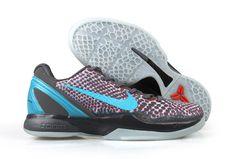 size 40 2542b 88e38 Cheap Nike Zoom Kobe VI 3D Red Gray Volt Black 448693 001 2018 Spring  Summer Sale