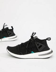 f236ecff40d7 adidas Originals Arkyn Trainers In Black