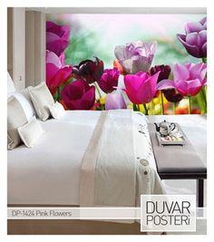 EVİNİZİ DEĞİŞTİRME ZAMANI GELMEDİ Mİ? TULIP GARDEN DUVAR POSTER  89,00 TL + KDV www.artikeldeko.com.tr Tulip, Tulips