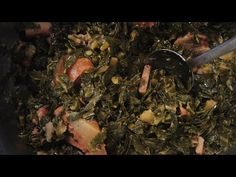 Ray Mack's Kitchen and Grill: Southern Style Greens: Soulfood 101