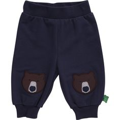 Fred's World organic cotton sweat pants BEAR